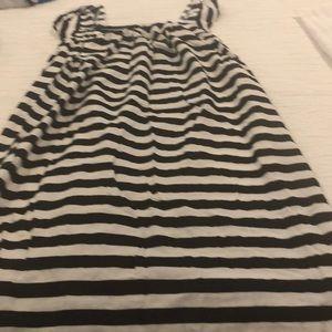 Dresses & Skirts - Black and white spring summer dress